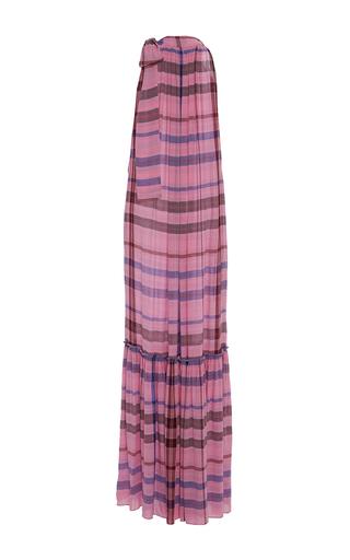 Solazure Tie Neck Dress by APIECE APART for Preorder on Moda Operandi