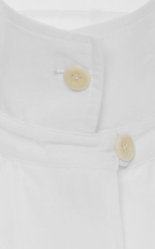 Lahay Draped Long Jacket by APIECE APART for Preorder on Moda Operandi
