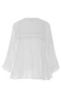 Meilla Shirred Top by APIECE APART for Preorder on Moda Operandi