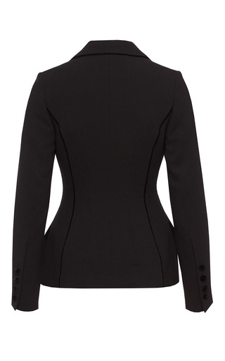 Single Breasted Fitted Jacket by ULYANA SERGEENKO for Preorder on Moda Operandi