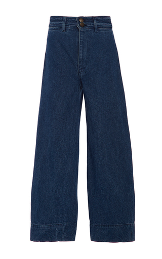 High Waist Merida Jeans by APIECE APART for Preorder on Moda Operandi