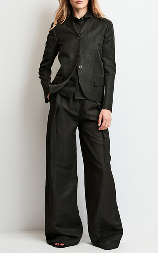 Notched Lapel Jacket by TOMAS MAIER for Preorder on Moda Operandi