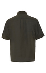 Mesh Detail Short Sleeve Top by TOMAS MAIER for Preorder on Moda Operandi