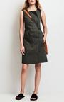 Sleeveless Button Up Dress by TOMAS MAIER for Preorder on Moda Operandi