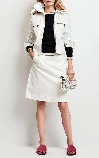 Contrasting Hem Pullover by TOMAS MAIER for Preorder on Moda Operandi