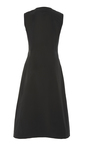 Sleeveless Square Neck Dress by TOMAS MAIER for Preorder on Moda Operandi