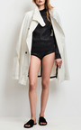 Double Breasted Oversized Coat by TOMAS MAIER for Preorder on Moda Operandi