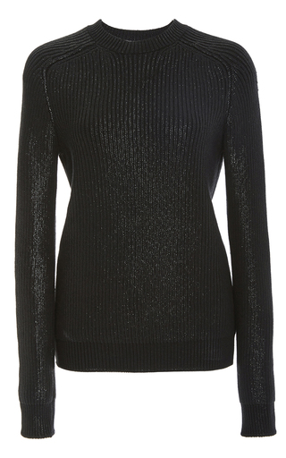 Long Sleeve Knit Top by TOMAS MAIER for Preorder on Moda Operandi