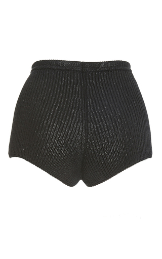Cropped Knit Short by TOMAS MAIER for Preorder on Moda Operandi