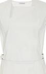 Sleeveless Square Neck A Line Dress by TOMAS MAIER for Preorder on Moda Operandi
