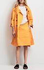 A Line Knee Length Skirt by TOMAS MAIER for Preorder on Moda Operandi
