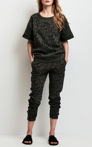 Tropical Floral Skinny Pant by TOMAS MAIER for Preorder on Moda Operandi