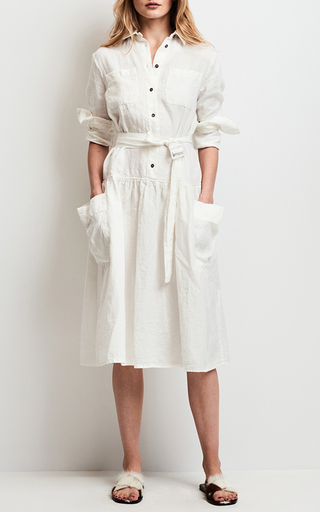 Knee Length A Line Dress by TOMAS MAIER for Preorder on Moda Operandi