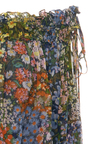 Flowerbed Smock Top by NEEDLE & THREAD for Preorder on Moda Operandi