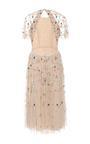 Starburst Embellished Tulle Dress by NEEDLE & THREAD for Preorder on Moda Operandi