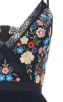 Flower Foliage Maxi Dress by NEEDLE & THREAD for Preorder on Moda Operandi