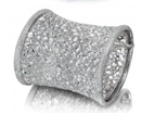 Heart Of Winter Collection   Heart Of Winter Cuff by ANNA HU HAUTE JOAILLERIE for Preorder on Moda Operandi