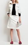 Floral Aragon Shoulder Bag by TOMAS MAIER for Preorder on Moda Operandi