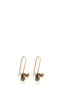 Floral Drop Earrings by TOMAS MAIER for Preorder on Moda Operandi