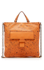 Checker Flower Aragon Tote by TOMAS MAIER for Preorder on Moda Operandi