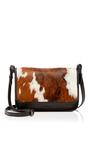 Pony Hair Crossbody Bag by TOMAS MAIER for Preorder on Moda Operandi