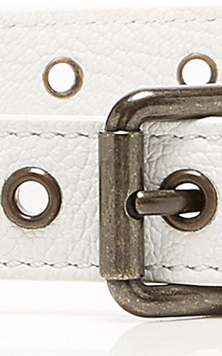 Grommet Detail Belt by TOMAS MAIER for Preorder on Moda Operandi