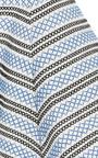 Flared Knit Mini Skirt by CAROLINE CONSTAS for Preorder on Moda Operandi