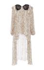 Allonia Asymmetric Bustier Dress by CAROLINE CONSTAS for Preorder on Moda Operandi