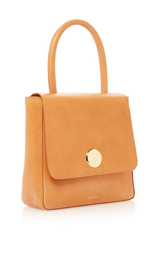 Vegetable Tanned Posternak Bag by MANSUR GAVRIEL Now Available on Moda Operandi