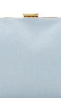 Grosgrain Mini Volume Clutch by MANSUR GAVRIEL Now Available on Moda Operandi