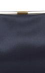 Silk Mini Volume Clutch by MANSUR GAVRIEL Now Available on Moda Operandi
