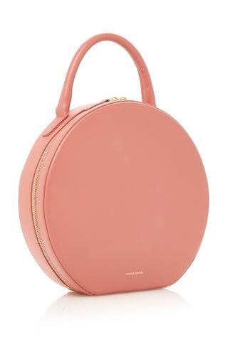 Calf Circle Bag by MANSUR GAVRIEL for Preorder on Moda Operandi