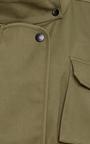 Piper Canvas Cropped Jacket by MARISSA WEBB for Preorder on Moda Operandi