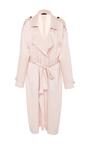 Corey Satin Crepe Overcoat by MARISSA WEBB for Preorder on Moda Operandi