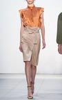 Sharon Ruffled High Neck Blouse by MARISSA WEBB for Preorder on Moda Operandi