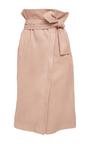Ella Leather Wrap Skirt by MARISSA WEBB for Preorder on Moda Operandi