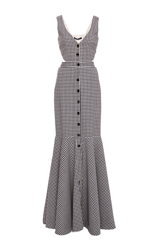 Judith Gingham Maxi Dress by MARISSA WEBB for Preorder on Moda Operandi