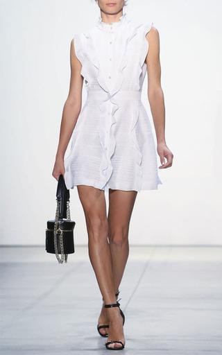 Tonya Ruffle Mini Dress by MARISSA WEBB for Preorder on Moda Operandi