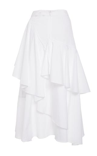 Wanda Tiered Ruffle Skirt by MARISSA WEBB for Preorder on Moda Operandi