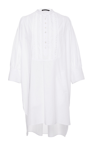Medium marissa webb white annita shirt dress