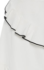 Helena Asymmetric Ruffle Skirt by SACHIN & BABI for Preorder on Moda Operandi