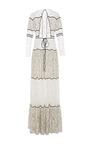 Sara Long Sleeve Lace Gown by SACHIN & BABI for Preorder on Moda Operandi