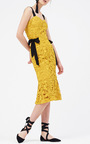 Coppelia Sleeveless Lace Dress by SACHIN & BABI for Preorder on Moda Operandi