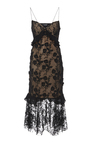 Paris Ruffled Lace Dress by SACHIN & BABI for Preorder on Moda Operandi