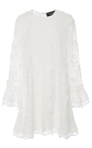 Releve Floral Applique Dress by SACHIN & BABI for Preorder on Moda Operandi