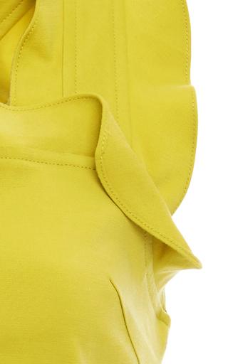 Zora Stretch Peplum Blouse by MARISSA WEBB for Preorder on Moda Operandi