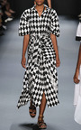 Open Back Belted Shirt Dress by TOME for Preorder on Moda Operandi