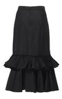 Ruffled Mermaid Skirt by TOME for Preorder on Moda Operandi