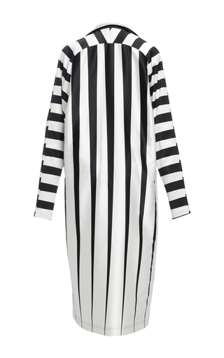 Printed Raglan Sleeve Coat by TOME for Preorder on Moda Operandi