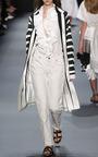 Sleeveless Ruffle Collar Blouse by TOME for Preorder on Moda Operandi